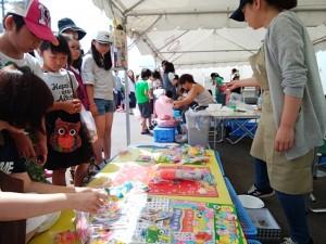 『2017上野幌店ぴよぴよ夏まつり』の画像