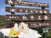 ウエムラ牧場「さくら感謝祭」開催中!の画像