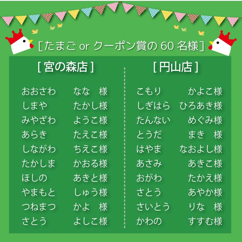 タマリエクイズキャンペーン 結果発表!の画像