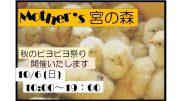 秋のピヨピヨ祭りを開催いたします‼の画像